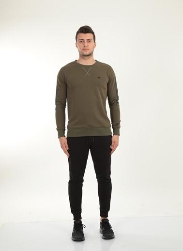 New Balance Sweatshirt Haki